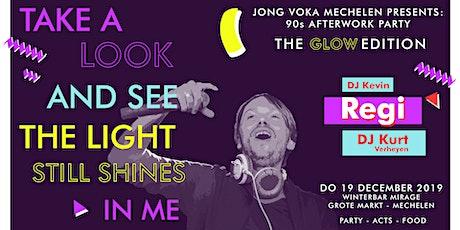 90s Afterwork Party, The GLOW edition met REGI - by Jong Voka Mechelen tickets