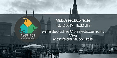 Media TechUp Halle #2 Tickets