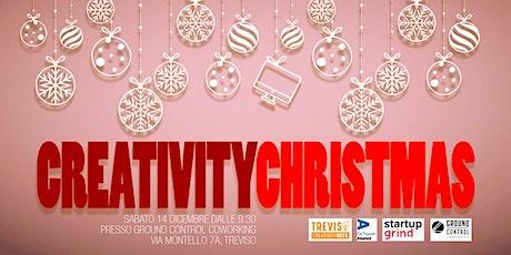 Creativity CHRISTMAS 2019:  un sano networking con caffè e panettone biglietti