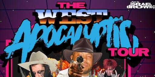"""Eddy Baker, Yung Cortex, Mikey Rotten """"West Apocalyptic Tour"""" (Mesa AZ)"""