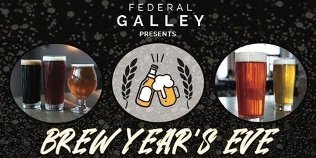 Brew Year's Eve at FG tickets