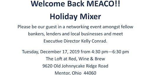 MEACO Holiday Mixer