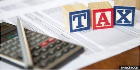 Spain-US Taxes with Ana Fernanez-Daza, Finance Advisor tickets