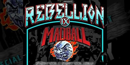 Rebellion Tour 2020, MADBALL/KNOCKED LOOSE/HARMS WAY/SIBIRIAN MEAT GRINDER