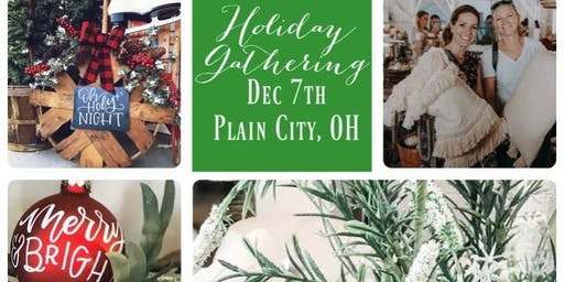 Holiday Gathering - a Vintage & Made Market