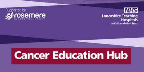 Lancashire and South Cumbria Cancer Conference 2020 tickets