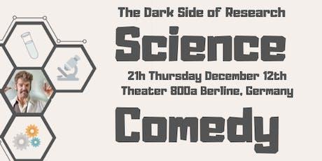 Dark Side of Research: Berlin tickets