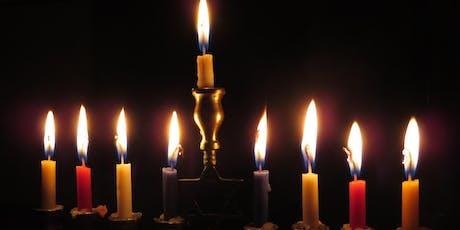 DfT Jewish Network Chanukah Celebrations tickets