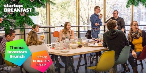 startup:BREAKFAST - Investor's Brunch