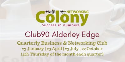 Alderley Edge Business & Networking Club - 23 April 2020