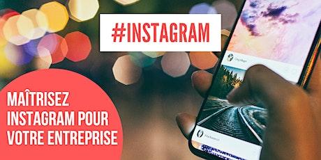 Masterclass : Maîtrisez Instagram pour votre entreprise tickets