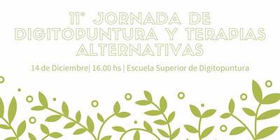 11° Jornada de Digitopuntura y Terapias Alternativas