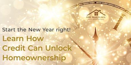 Learn How Credit Can Unlock Homeownership, Douglasville, GA! tickets