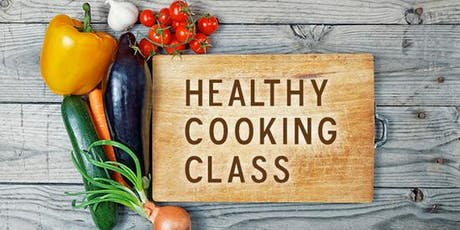 Healthy Cooking Workshop tickets
