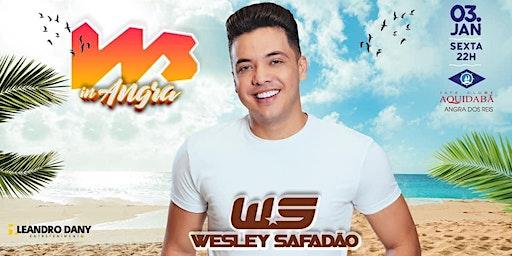 Onibus OFICIAL para Wesley Safadão em Angra