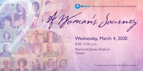 A Woman's Journey - Tampa tickets
