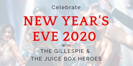 The Gillespie NYE Party tickets