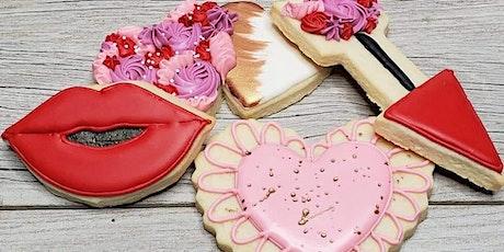 Valentine's Cookie Decorating Class tickets