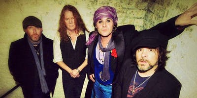 The Quireboys + Rebel\