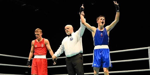 WELSH BOXING; LEADERS COURSE - Cardiff University