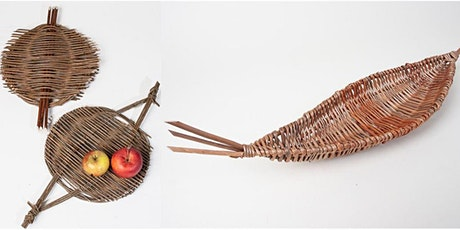Willow Boats & Platters for Beginners with Sarah Gardner (7 March 2020) tickets