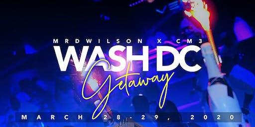 Washington DC Getaway