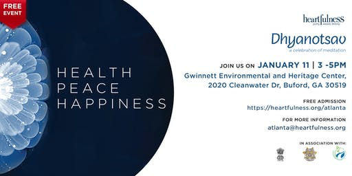 Dhyanotsav - Health Peace and Happiness