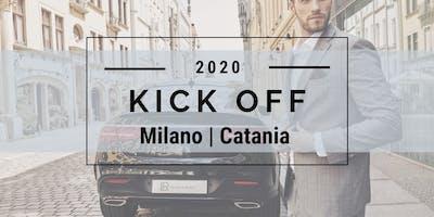 Kick Off 2020 | Milano 11.01.20