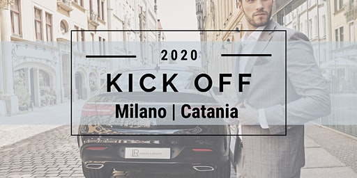Kick Off 2020 | Milano 11.01.20