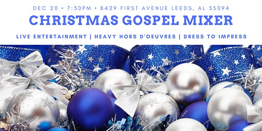 Christmas Gospel Mixer