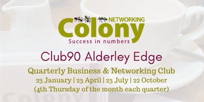 Alderley Edge Business & Networking Club - 22 October 2020