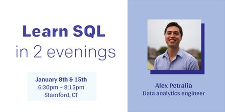 New Year's Resolution Special: Learn SQL in 2 Evenings, Guaranteed - JAN. 8/15 tickets
