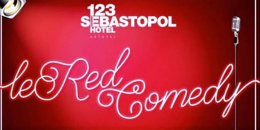 Le Red Comedy Saison 2 Episode 13