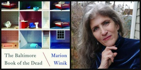 Writer's Salon with Marion Winik, Author of The Baltimore Book of the Dead tickets
