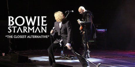 Bowie Starman (David Bowie Tribute) tickets