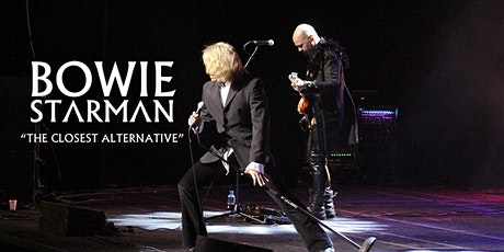 Bowie Starman (David Bowie Tribute) tickets