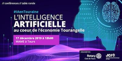 L'Intelligence Artificielle au cœur de l'économie Tourangelle