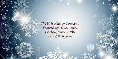 DVMS Holiday Concerts tickets
