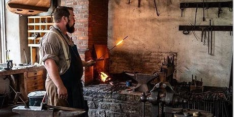 Blacksmithing Apprentice - YOUNG PIONEER WORKSHOP tickets