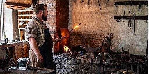 Blacksmithing Apprentice - YOUNG PIONEER WORKSHOP