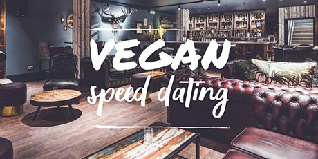 Vegan Speed Dating tickets