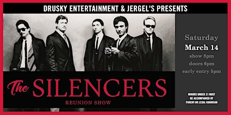 The Silencers Reunion Show tickets