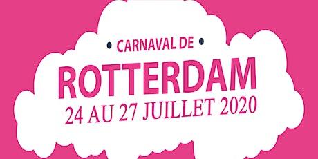 Carnaval de Rotterdam 2020 tickets