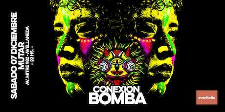 """CONEXIÓN """"BOMBA"""" entradas"""