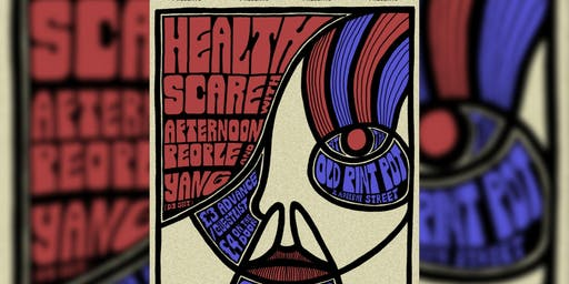 RubberNeck Presents Health Scare, Afternoon People and YANG