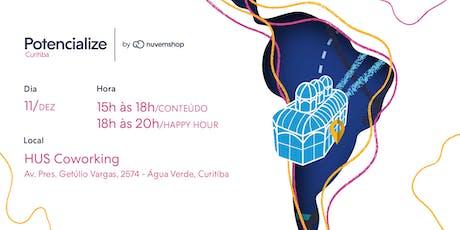 Potencialize Parceiros | Curitiba [limitado 40 pessoas] ingressos