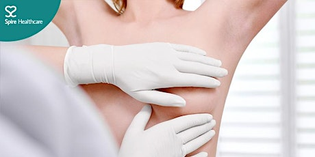 Free mini consultations for  cosmetic breast surgery with Mr Philip Turton tickets