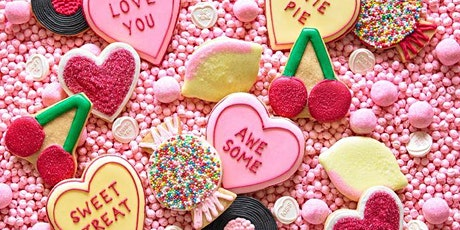 Biscuiteers School of Icing - Love is Sweet - Notting Hill tickets