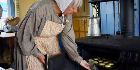 Cooking Apprentice - YOUNG PIONEER WORKSHOP tickets