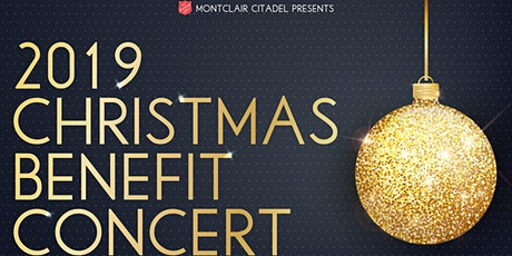 Christmas Benefit Concert tickets
